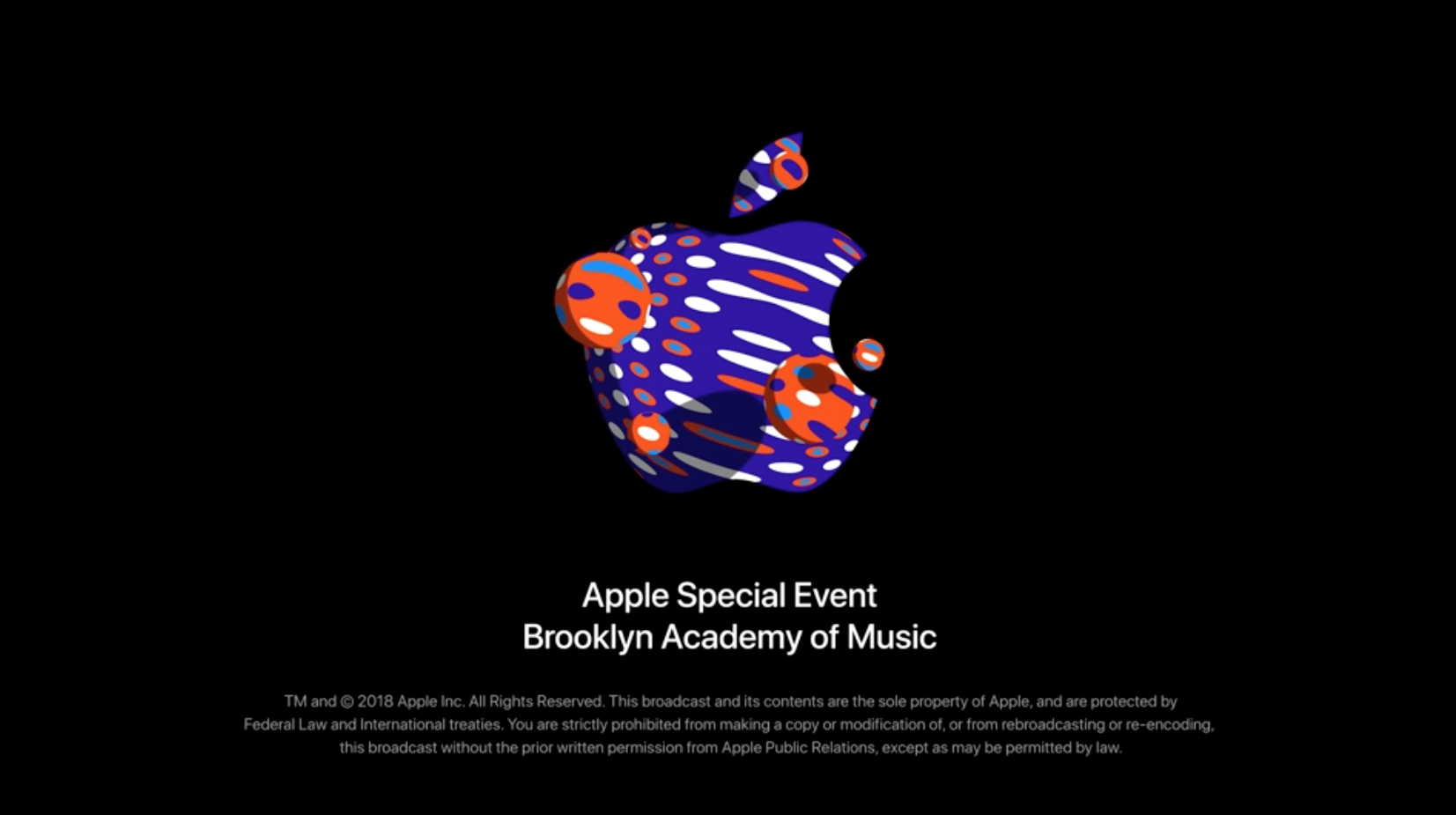 Apple Special eventの感想