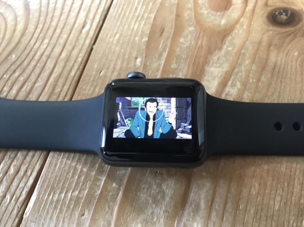 Apple Watchに無理させたい